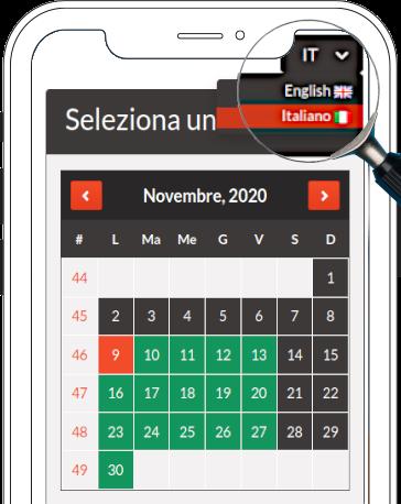 gestionale-appuntamenti-doppia-lingua-smartphone